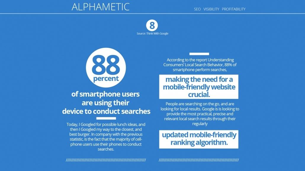 seo smartphone statistic alphametic