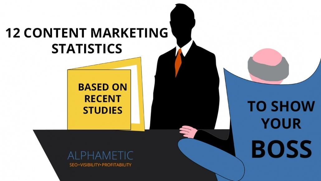 12 content marketing statistics featured image
