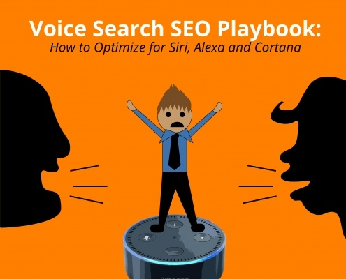 voice search seo playbook featured image
