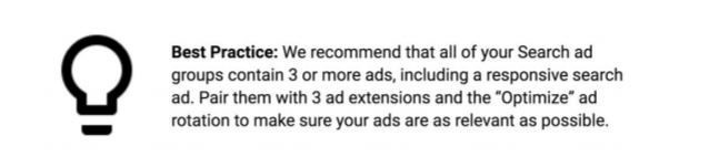 google search ads best practices