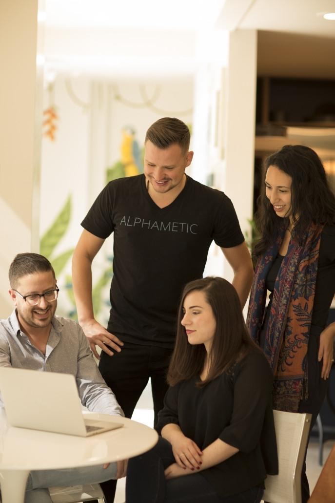 alphametic agency team office