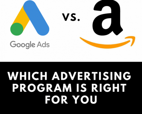 Google Ads vs Amazon Ads