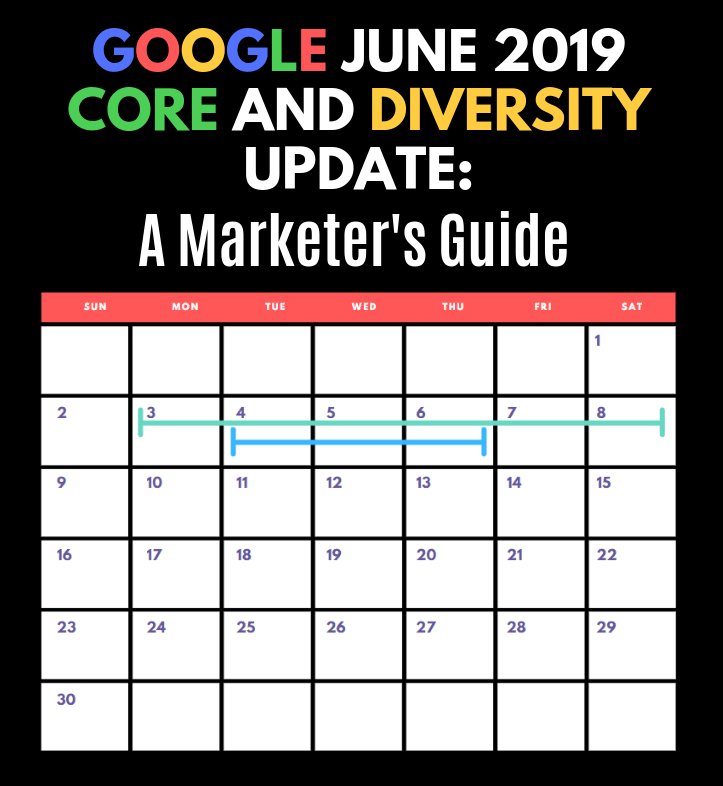 google june core diversity update