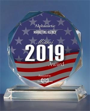 alphametic miami marketing award
