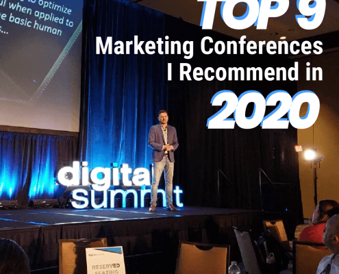 best digital marketing conferences 2020