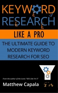 keyword research like a pro