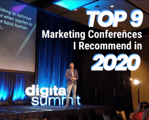 top marketing conferences 2020