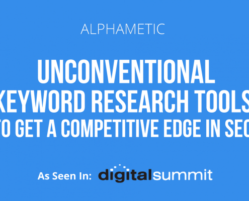 Unconventional Keywords