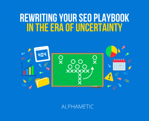 Rewriting your SEO Playbook