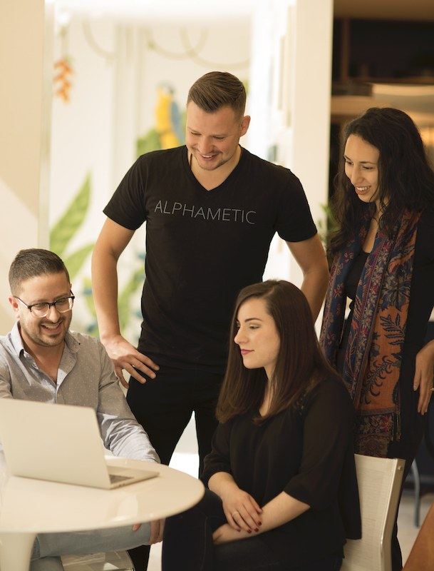 alphametic agency team