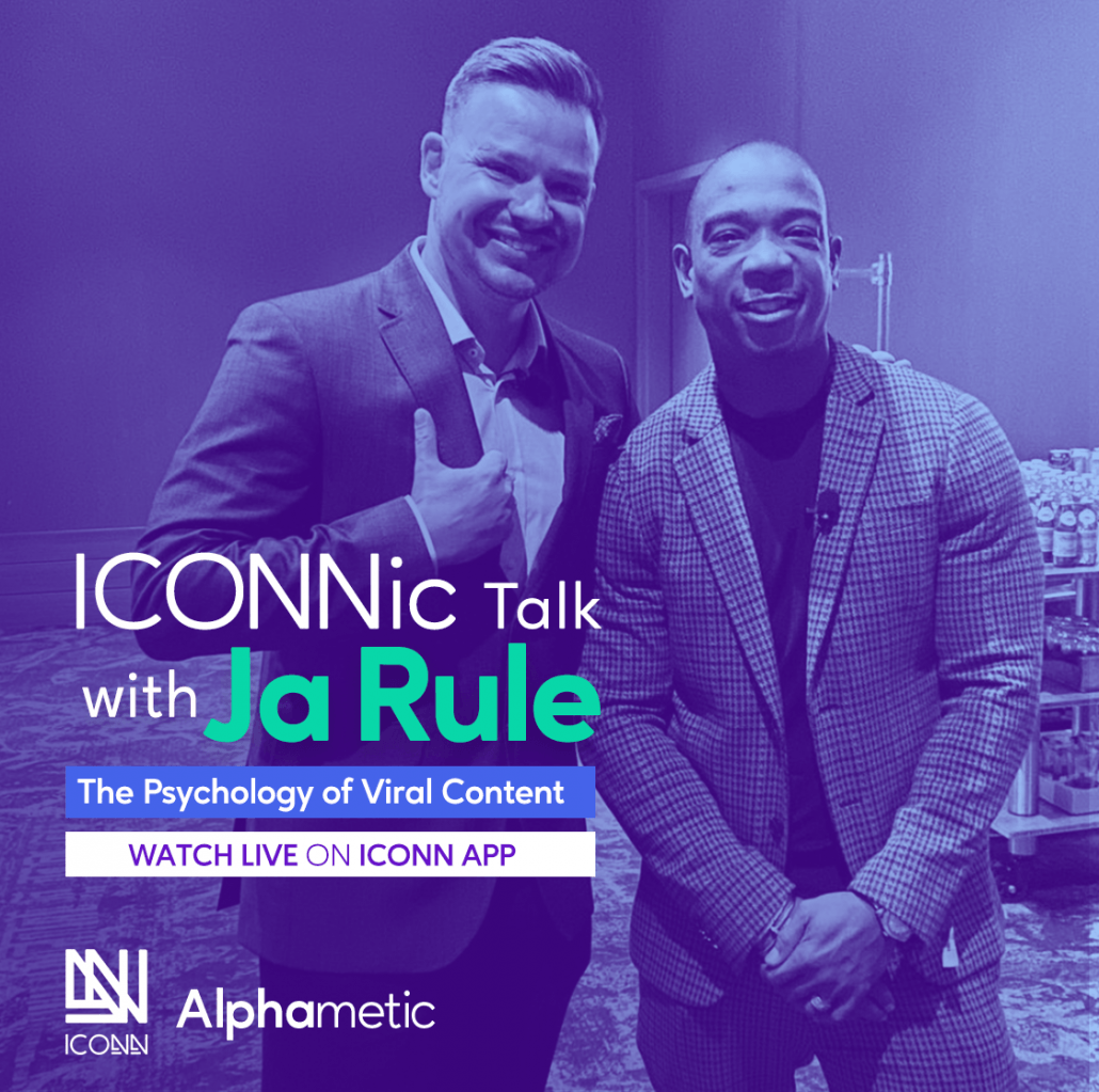 ICONNic Talk with Ja Rule